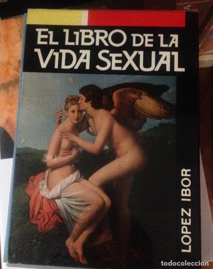 LIBRO DE LA VIDA SEXUAL- LOPEZ IBOR- (Libros de Segunda Mano - Ciencias, Manuales y Oficios - Medicina, Farmacia y Salud)