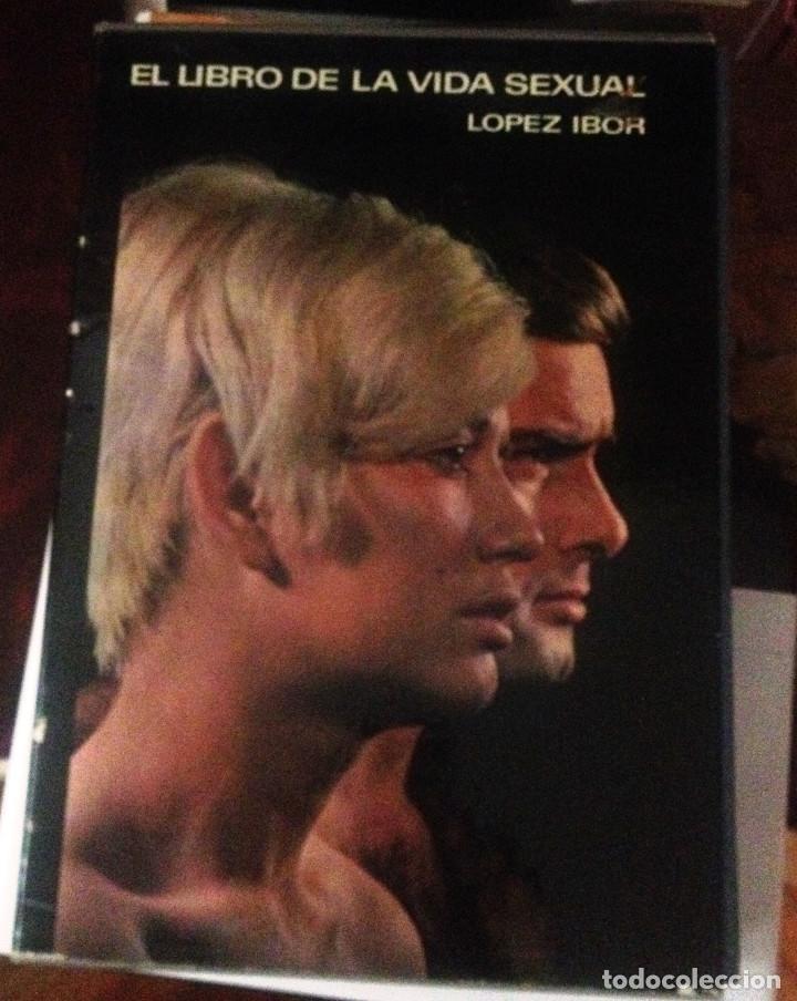 Libros de segunda mano: LIBRO DE LA VIDA SEXUAL- LOPEZ IBOR- - Foto 2 - 157127146