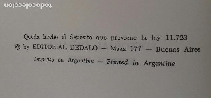 Libros de segunda mano: YOGA Y PSICOANALISIS.MARYSE CHOISY. DEDALO 1977. BUENOS AIRES. 253 PAGS. - Foto 4 - 157871174