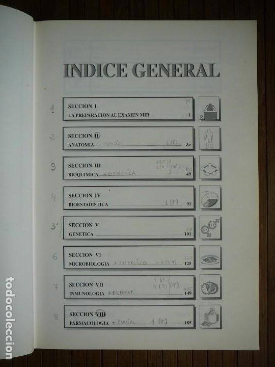 Libros de segunda mano: Manual intensivo para el examen MIR. Tomo II Editorial Luzán 5 1993. Jaime Baladrón Romero y varios. - Foto 13 - 157982774