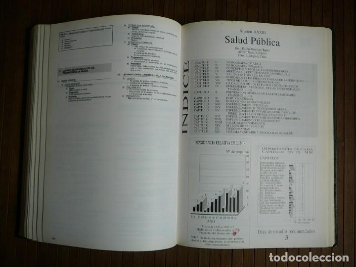 Libros de segunda mano: Manual intensivo para el examen MIR. Tomo II Editorial Luzán 5 1993. Jaime Baladrón Romero y varios. - Foto 24 - 157982774