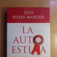 Livros em segunda mão: LA AUTOESTIMA - LUIS ROJAS MARCOS - ESPASA - 2007. Lote 158228778