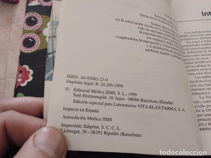 Libros de segunda mano: GERIATRIA EN ATENCION PRIMARIA A.NORMAN EXTON SMITH MARC E. WEKSLER 1ª EDICION 1999 ED. MEDICA - Foto 3 - 158263066