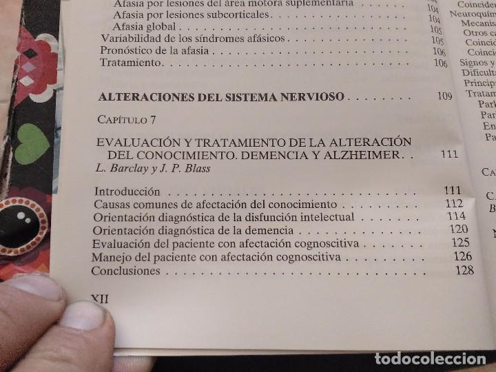 Libros de segunda mano: GERIATRIA EN ATENCION PRIMARIA A.NORMAN EXTON SMITH MARC E. WEKSLER 1ª EDICION 1999 ED. MEDICA - Foto 14 - 158263066