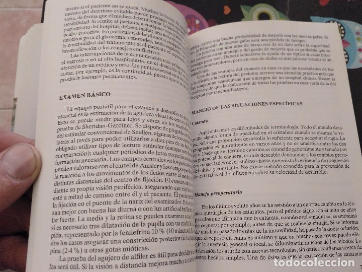 Libros de segunda mano: GERIATRIA EN ATENCION PRIMARIA A.NORMAN EXTON SMITH MARC E. WEKSLER 1ª EDICION 1999 ED. MEDICA - Foto 26 - 158263066