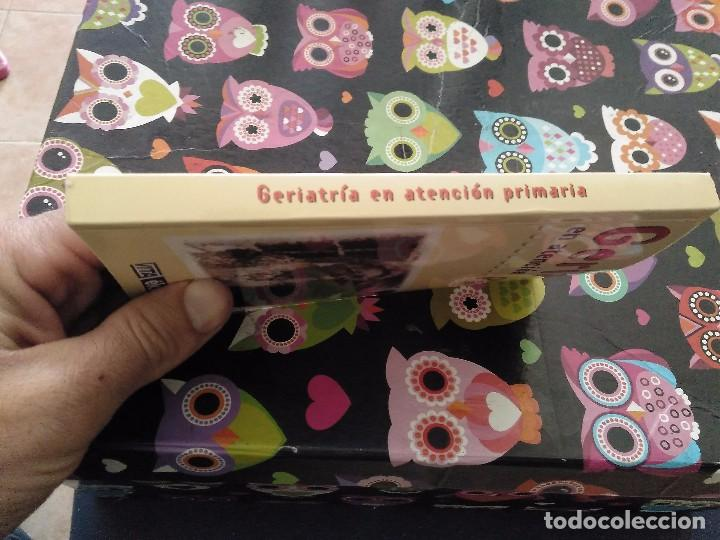 Libros de segunda mano: GERIATRIA EN ATENCION PRIMARIA A.NORMAN EXTON SMITH MARC E. WEKSLER 1ª EDICION 1999 ED. MEDICA - Foto 31 - 158263066