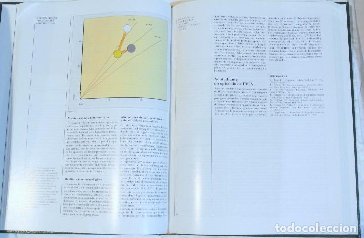 Libros de segunda mano: Libro NEUMOLOGIA BÁSICA , A. Agustí Vidal, 1986 , Tapa dura 28.5 x 21.3 cms, impecable - Foto 2 - 158489274
