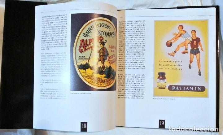 Libros de segunda mano: Libro EL MEDICAMENT A LAPARADOR, Publicitat farmacéutica, parte 2 , Tapa dura , 27 x 23 cms - Foto 2 - 158490082
