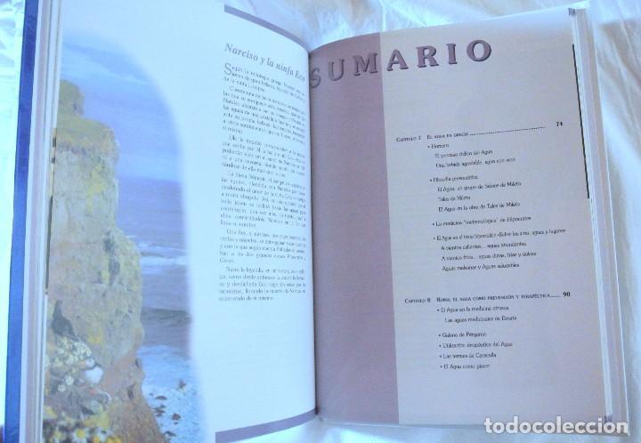 Libros de segunda mano: LIBRO: LA HIDRATACION a traves de la historia, Miguel Angel Arribas, TAPA DURA, 30.6 X 22.5 cms - Foto 2 - 158496302