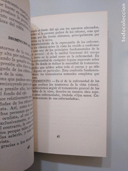 Libros de segunda mano: ENFERMEDADES DE LOS RIÑONES. - SU CURACION. - DR. DOCTOR VANDER -. TDK377A - Foto 2 - 158537930