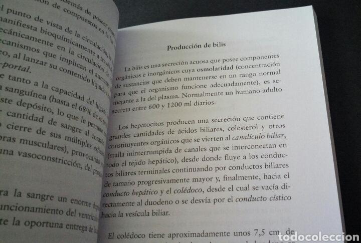 Libros de segunda mano: CTC - TRATAMIENTO NATURAL DE LAS ENFERMEDADES DEL HIGADO Y LA VESICULA BILIAR - GEIDEN - DILEMA - Foto 8 - 158617334
