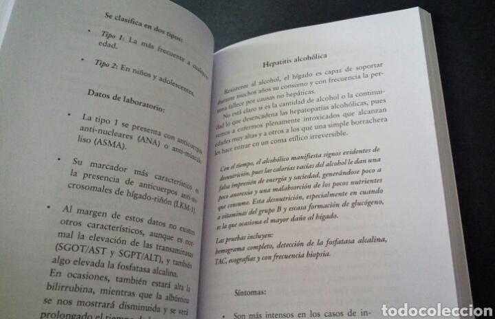 Libros de segunda mano: CTC - TRATAMIENTO NATURAL DE LAS ENFERMEDADES DEL HIGADO Y LA VESICULA BILIAR - GEIDEN - DILEMA - Foto 9 - 158617334