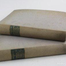 Libros de segunda mano: TESI DOCTORAL, ANDRÉS PINART REVOLTÓS, 1961, EL COMPORTAMIENTO DEL ESPACIO PRE EPIGLOTICO, MEDICINA. Lote 159198810