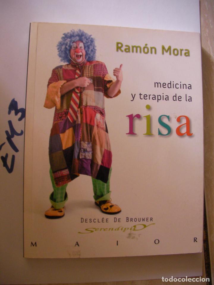 MEDICINA Y TERAPIA DE LA RISA (EM3) (Libros de Segunda Mano - Ciencias, Manuales y Oficios - Medicina, Farmacia y Salud)