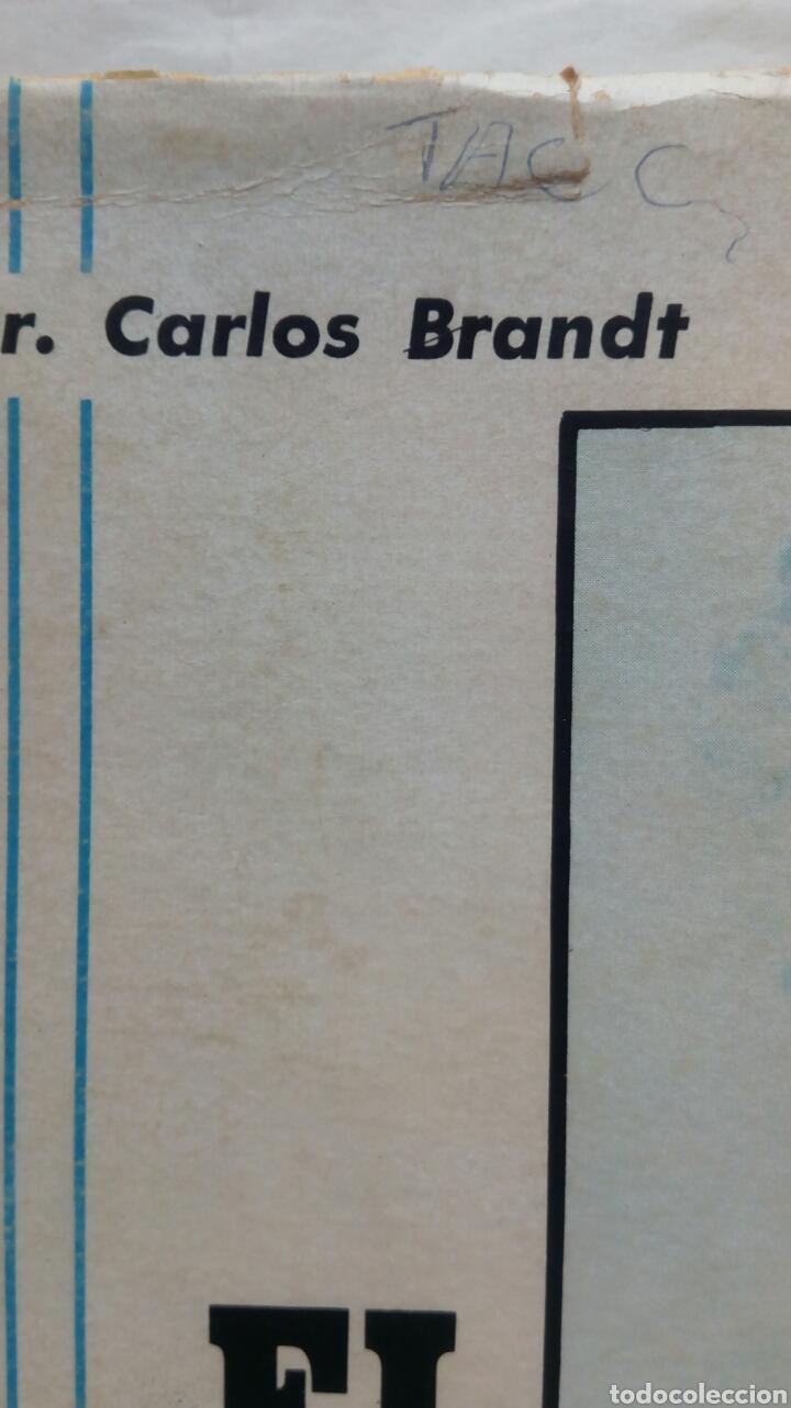 Libros de segunda mano: El problema vital. Dr. Carlos Brandt. - Foto 3 - 181235292