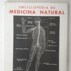 Libros de segunda mano: ENCICLOPEDIA DE MEDICINA NATURAL. DR. FERRANDIZ. Lote 161474521