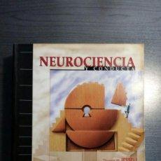 Libros de segunda mano: NEUROCIENCIA Y CONDUCTA ERIC R. KANDEL , JAMES H. SCHWARTZ , THOMAS M. JESSELL. Lote 162499854