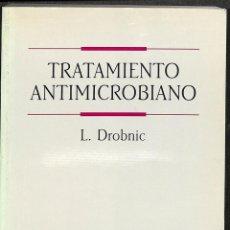 Libros de segunda mano: TRATAMIENTO ANTIMICROBIANO. Lote 162741642