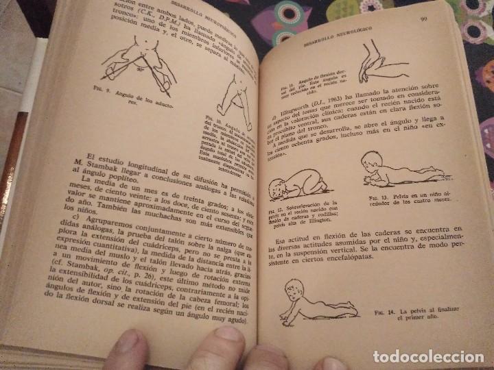 Libros de segunda mano: TOMO 1ª EDICION 1981 DESARROLLO NEUROPSIQUICO DEL LACTANTE POR C. KOUPERNIK Y R. DAILLY - Foto 4 - 163377994