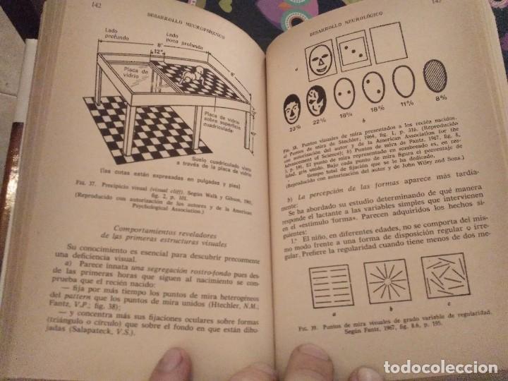 Libros de segunda mano: TOMO 1ª EDICION 1981 DESARROLLO NEUROPSIQUICO DEL LACTANTE POR C. KOUPERNIK Y R. DAILLY - Foto 6 - 163377994