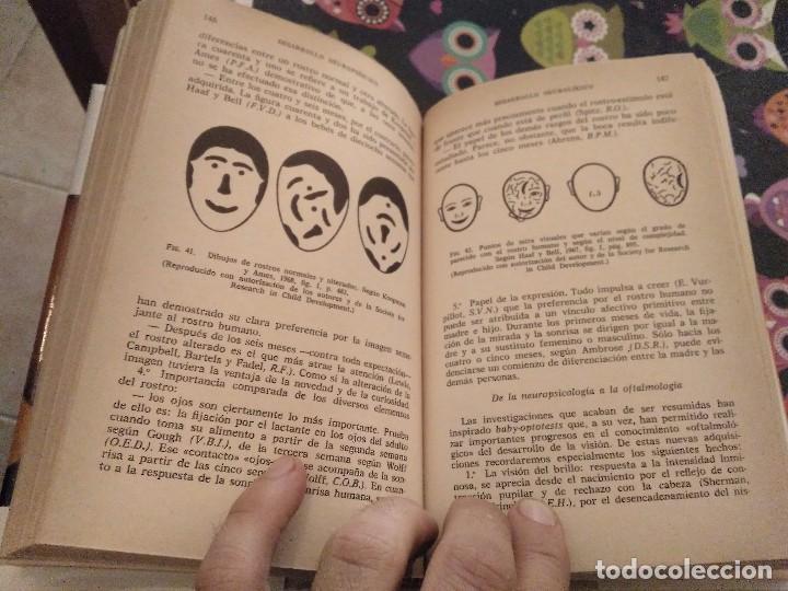 Libros de segunda mano: TOMO 1ª EDICION 1981 DESARROLLO NEUROPSIQUICO DEL LACTANTE POR C. KOUPERNIK Y R. DAILLY - Foto 7 - 163377994