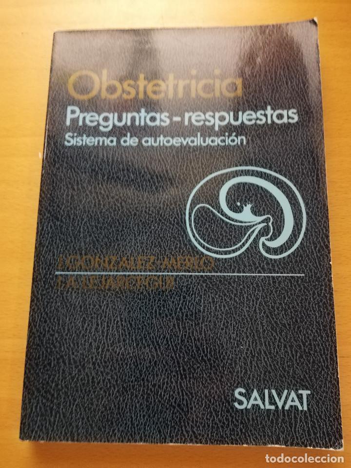OBSTETRICIA. PREGUNTAS - RESPUESTAS. SISTEMA DE AUTOEVALUACIÓN (SALVAT) (Libros de Segunda Mano - Ciencias, Manuales y Oficios - Medicina, Farmacia y Salud)