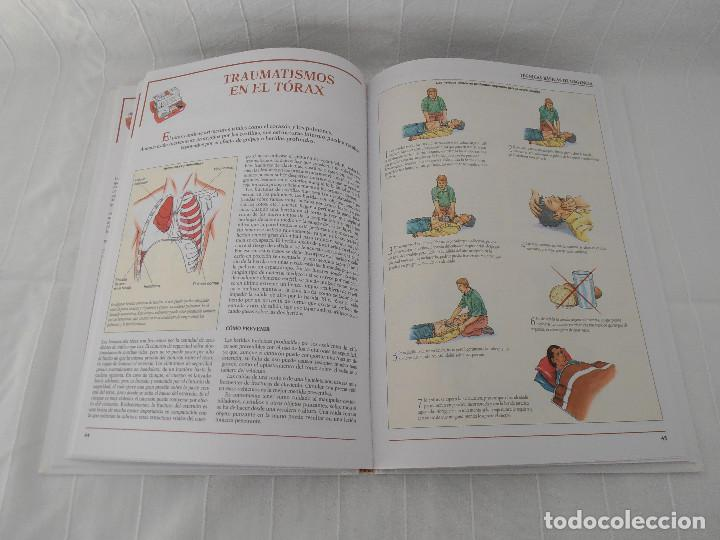 Libros de segunda mano: ATLAS URGENCIAS PRIMEROS AUXILIOS - 2 libros - Foto 4 - 164731470