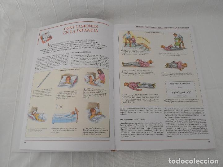 Libros de segunda mano: ATLAS URGENCIAS PRIMEROS AUXILIOS - 2 libros - Foto 6 - 164731470