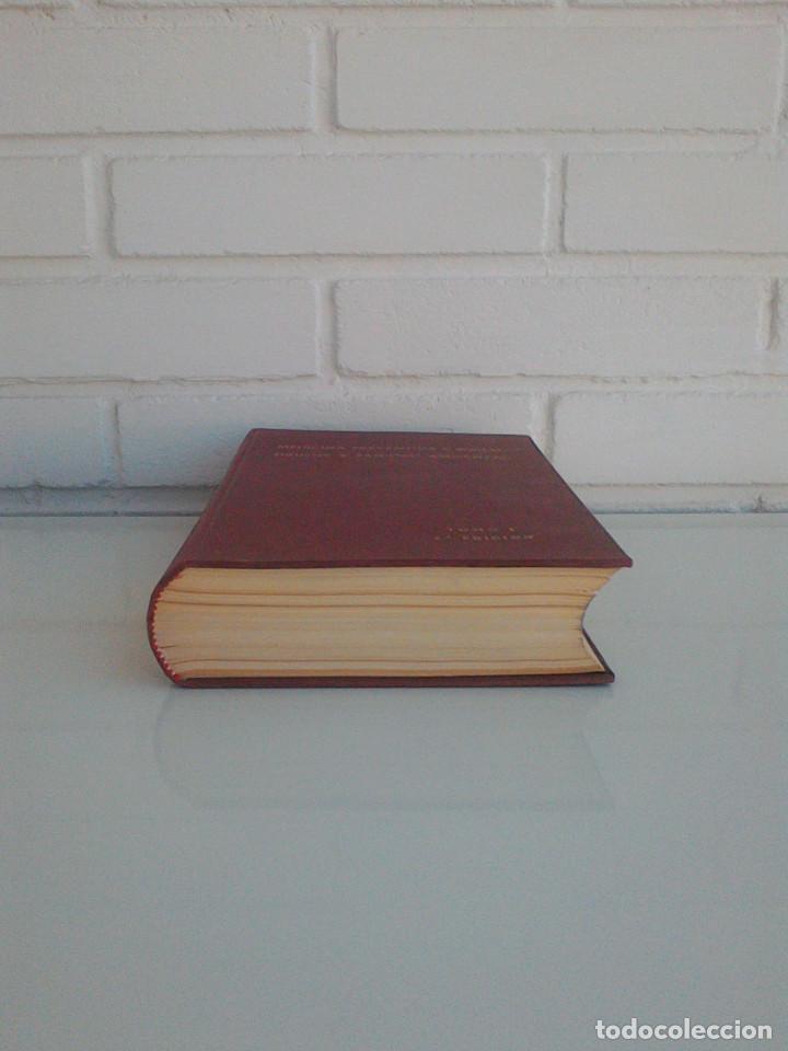 Libros de segunda mano: MEDICINA PREVENTIVA Y SOCIAL.HIGIENE Y SANIDAD AMBIENTAL.TOMO I. G. PIEDROLA GIL, G. PIEDROLA ANGULO - Foto 3 - 165283554