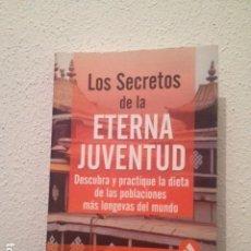 Libros de segunda mano: SALLY BEARE: LOS SECRETOS DE LA ETERNA JUVENTUD. Lote 165831074