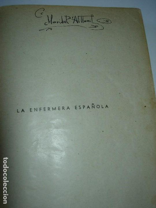 Libros de segunda mano: LA ENFERMERA MODERNA LA ENFERMERA ESPAÑOLA - Foto 6 - 165935098
