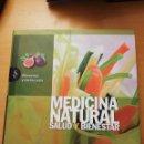Libros de segunda mano: MEDICINA NATURAL. SALUD Y BIENESTAR. ALIMENTOS Y COCINA SANA (SIGNO EDITORES). Lote 166802630