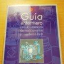 Libros de segunda mano: GUÍA ENFERMERA PARA LA UTILIZACIÓN DE MEDICAMENTOS Y VADEMÉCUM (VV. AA.) EDITORIAL SÍNTESIS. Lote 166839914