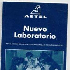 Libros de segunda mano: REVISTA NUEVO LABORATORIO. TOMO 9. Nº 2. AÑO 1993. Lote 167301392