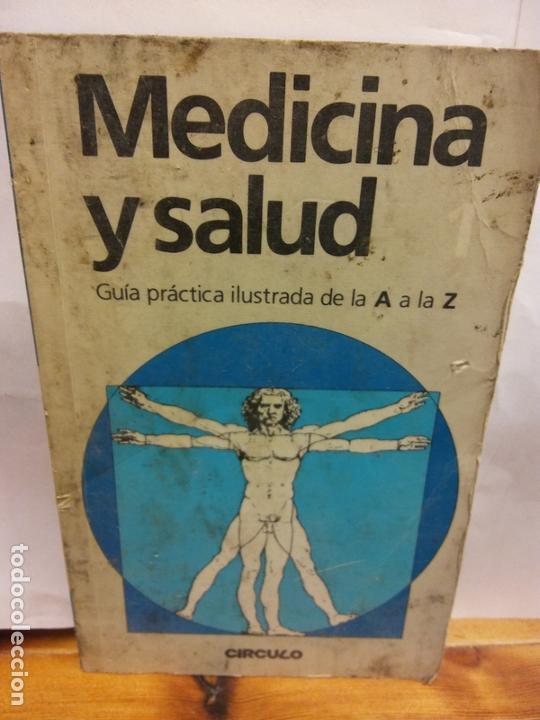 BJS.MEDICINA Y SALUD.TOMO 1.EDT, CIRCULO DE LECTORES.BRUMART TU LIBRERIA. (Libros de Segunda Mano - Ciencias, Manuales y Oficios - Medicina, Farmacia y Salud)