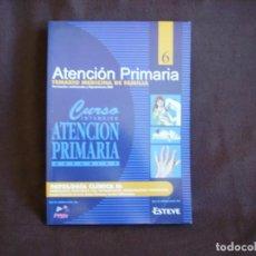 Libros de segunda mano: ATENCIÓN PRIMARIA. TEMARIO MEDICINA DE FAMILIA. VOLUMEN 6. Lote 167947452