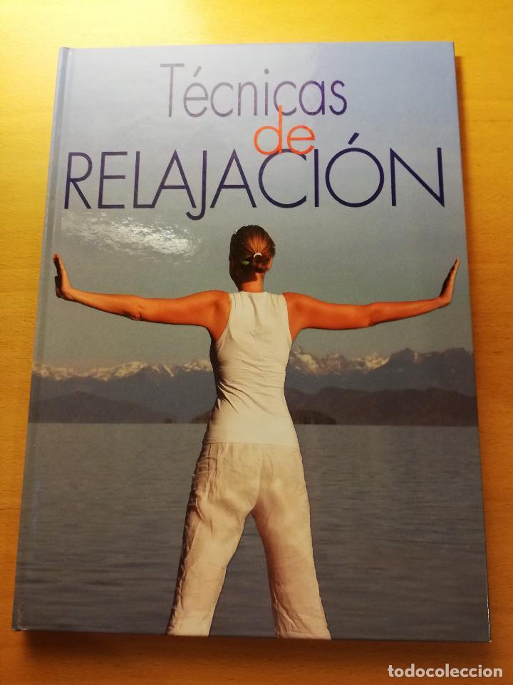 TÉCNICAS DE RELAJACIÓN (EQUIPO CULTURAL) (Libros de Segunda Mano - Ciencias, Manuales y Oficios - Medicina, Farmacia y Salud)