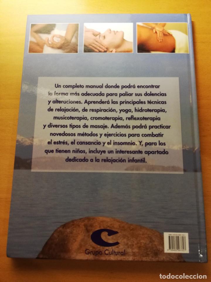 Libros de segunda mano: TÉCNICAS DE RELAJACIÓN (EQUIPO CULTURAL) - Foto 11 - 167951720