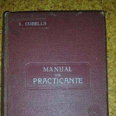 Libros de segunda mano: LOTE 2 ANTIGUOS LIBROS DE ENFERMERÍA. Lote 168146472