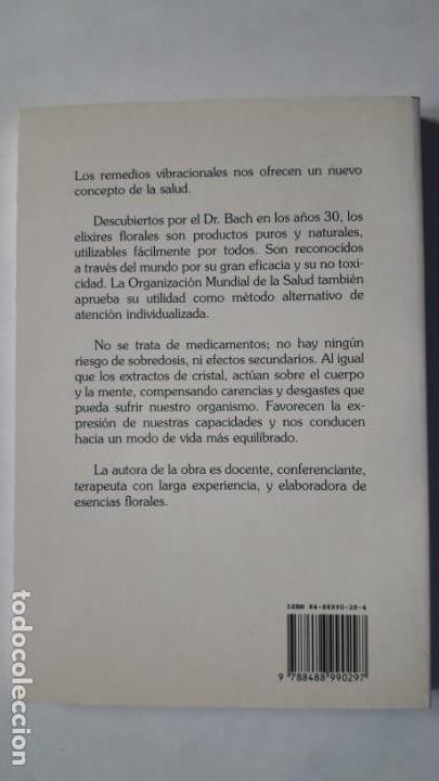 Libros de segunda mano: GUÍA PRÁCTICA DE ESENCIAS FLORALES, ORQUÍDEAS DEL AMAZONAS Y EXTRACTO DE CRISTALES. - Foto 3 - 168316332