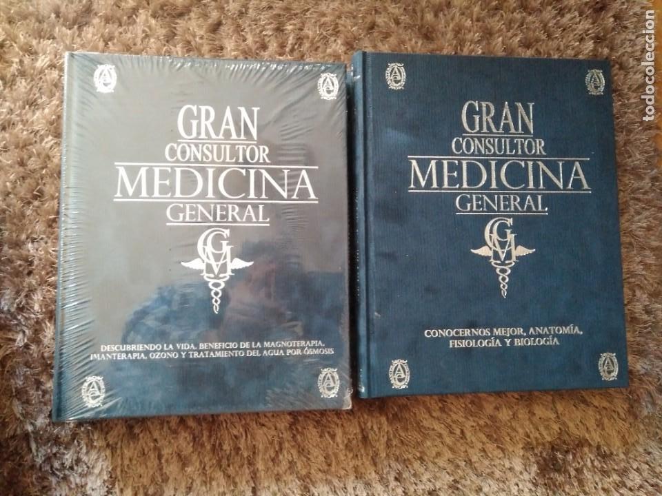 Libros de segunda mano: Gran Consultor Medicina General - Foto 2 - 168535180