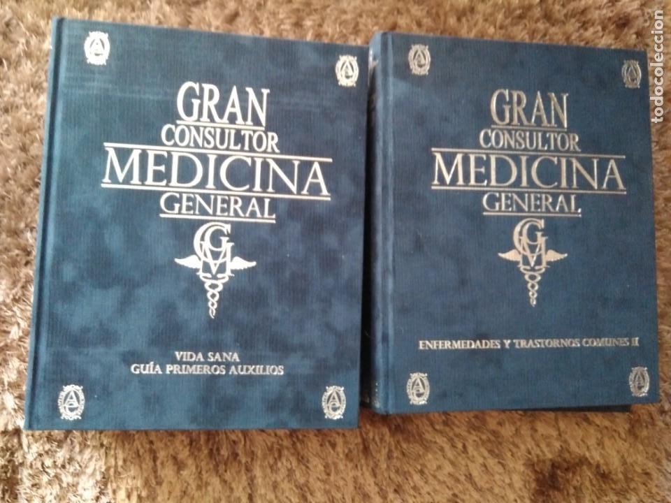 Libros de segunda mano: Gran Consultor Medicina General - Foto 3 - 168535180