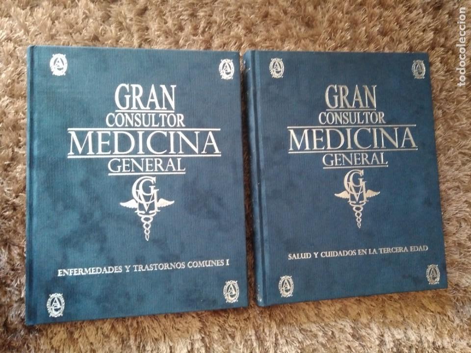 Libros de segunda mano: Gran Consultor Medicina General - Foto 4 - 168535180