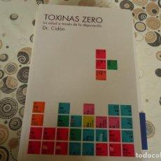 Libros de segunda mano: TOXINAS ZERO. Lote 168667012