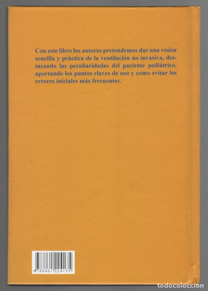 Libros de segunda mano: Ventilación no invasiva en el paciente quirúrgico pediátrico - Javier García Fernández, Luis Goldm.. - Foto 2 - 169094920