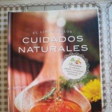 Libros de segunda mano: EL LIBRO DE LOS CUIDADOS NATURALES. Lote 169457548