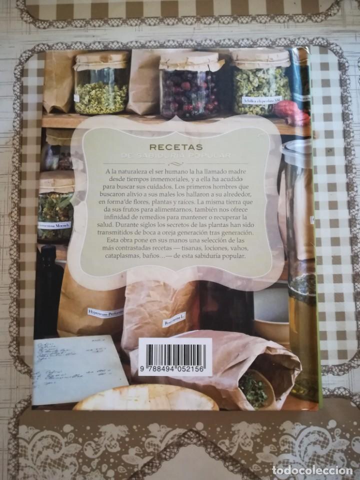 Libros de segunda mano: El libro de los cuidados naturales - Foto 2 - 169457548