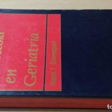 Libros de segunda mano: ANESTESIA EN GERIATRIA/ HAROLD T DAVENPORT/ / / H402/ / / H402. Lote 169849892