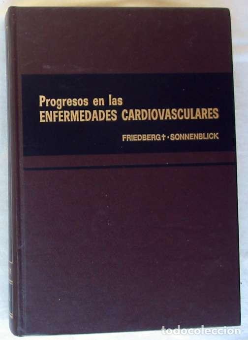 PROGRESOS EN LAS ENFERMEDADES CARDIOVASCULARES VOL. XIX - VER INDICE Y CONTENIDOS (Libros de Segunda Mano - Ciencias, Manuales y Oficios - Medicina, Farmacia y Salud)