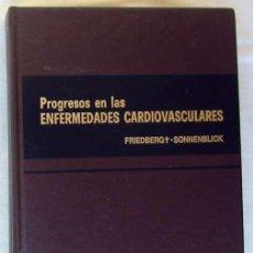 Libros de segunda mano: PROGRESOS EN LAS ENFERMEDADES CARDIOVASCULARES VOL. XIX - VER INDICE Y CONTENIDOS. Lote 170302088
